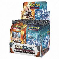 Pokemon Sun and Moon Burning Theme Deck
