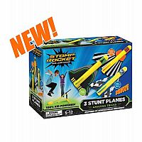 Stomp Rocket® Stunt Planes
