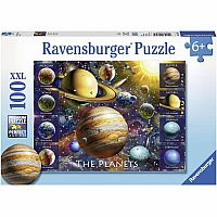 100 pc The Planets puzzle