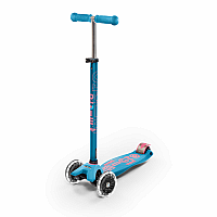 Maxi Aqua Deluxe Scooter with LED wheels