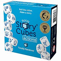 Action Rory Story Cubes