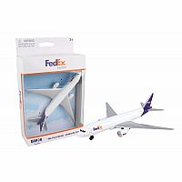 Fed Ex Airline Plane