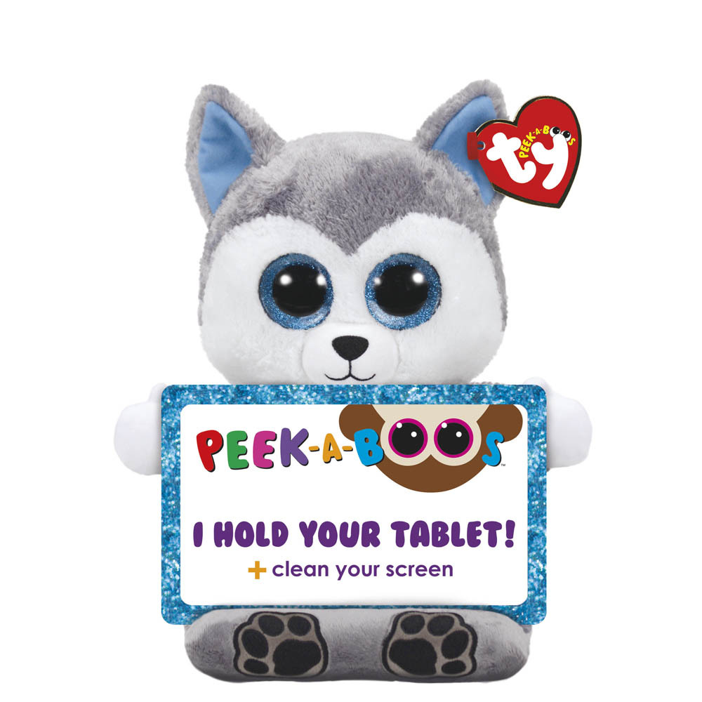 Ty Peek A Boo Tablet Holder With Screen Cleaner Bottom Scout The