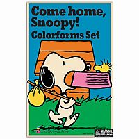 Come Home Snoopy Colorforms®