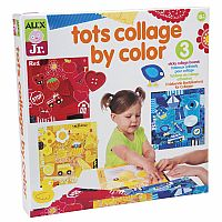 Collage By Color Activity Set