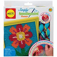 Simply Needlepoint – Flower
