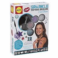 Sparkle Tattoo Parlor Cool Glam