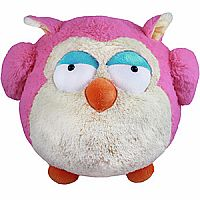 Squishable Pink Owl