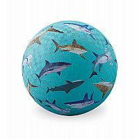 "Sharks 5"" Playground Ball"