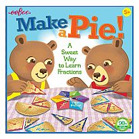 Make a Pie Fractions Game