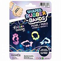 Ocean Shaped Rubber Bands