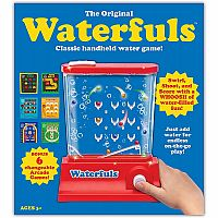 Waterfuls Retro Game