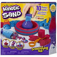 Sandisfying Kinetic Sand Set