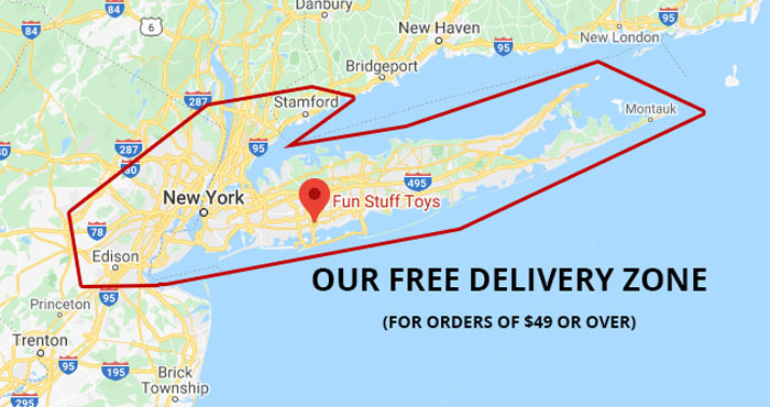free local delivery on long island - toys, games and puzzles
